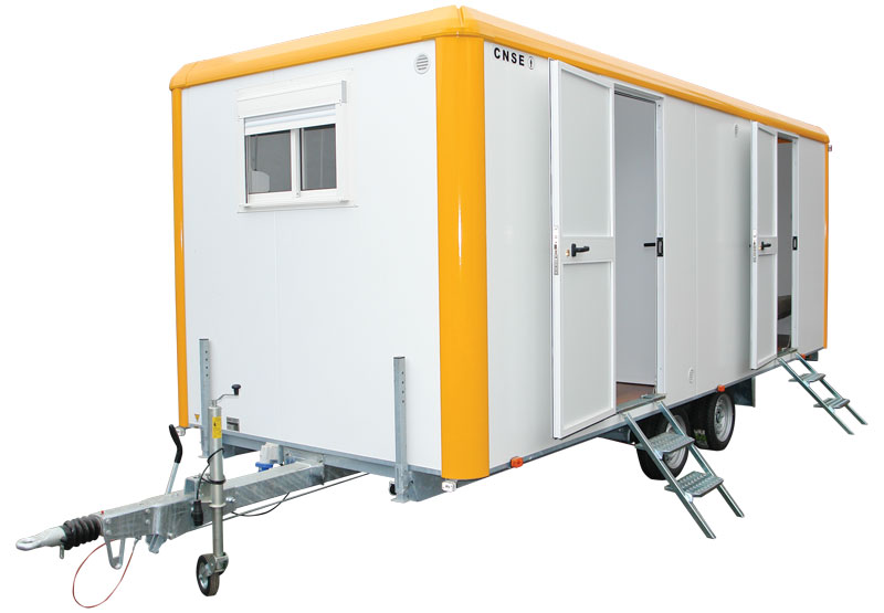 mobile Sleeper unit
