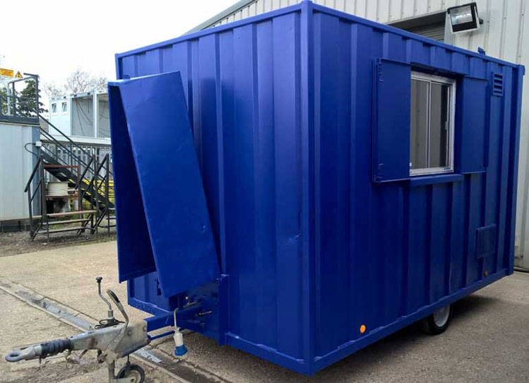 Groundhog Mobile Welfare Units